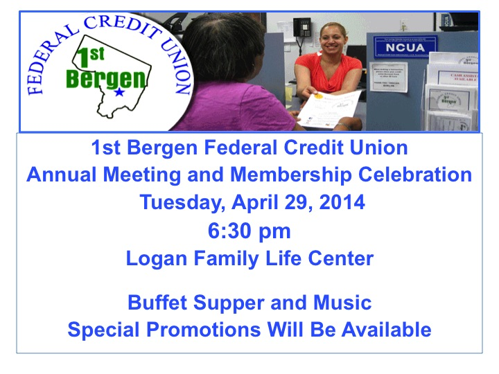 1st Bergen Credit Union