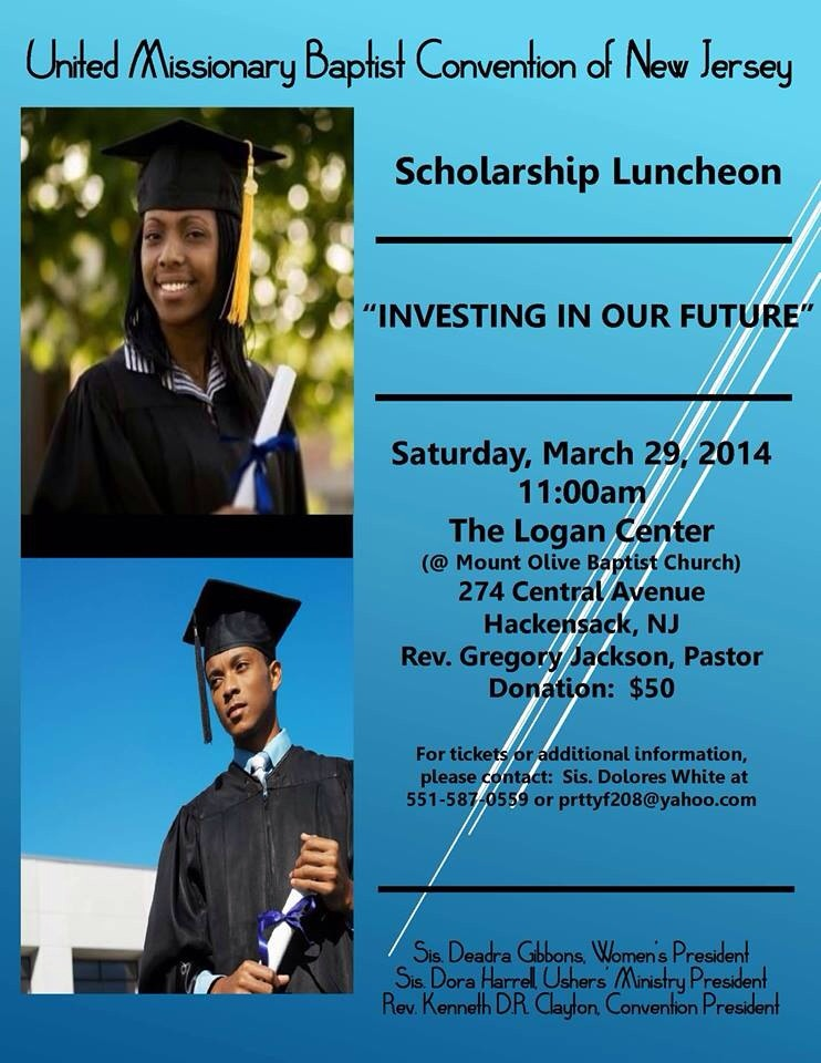 Scholarship luncheon